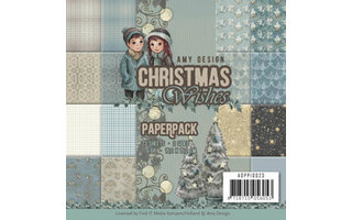 Amy Design Christmas Wishes Collectie
