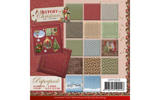 Amy Design History of Christmas Collectie
