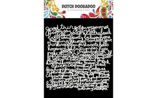 Dutch Doobadoo Februari 2021 Collectie