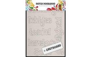 Dutch softboard & Cardboard
