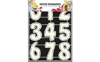 Dutch stencil art