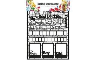 Dutch paper art