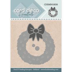 CDEMIN10026 - Card Deco Essentials - Mini Dies - Wreath