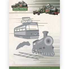 ADD10252 - Mal - Amy Design - Vintage Transport - Train