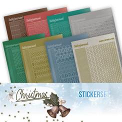 CHSTS017 - Creative Hobbydots Stickerset 17 - Christmas