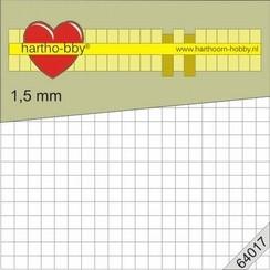 Foampads mini - 1.5 mm dik
