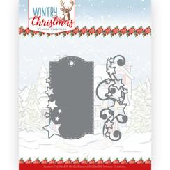 YCD10249 - Mal - Yvonne Creations - Wintery Christmas - Stars and Swirls