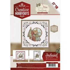 CH10018 - Creative Hobbydots 18 - Have a Mice Christmas