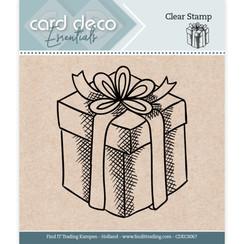 CDECS067 - Card Deco Essentials - Clear Stamps - Presents