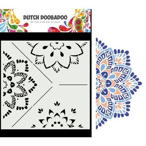 Dutch Doobadoo Mask Art Mandala B 470.784.032 210x210mm