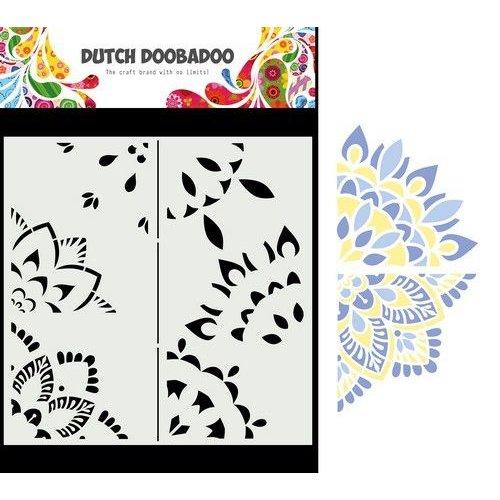 Dutch Doobadoo Mask Art Mandala A 470.784.031 210x210mm