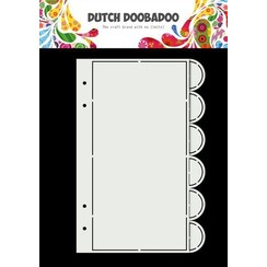 Dutch Doobadoo Card Art Slimline album 6 set 470.784.020 216x144mm