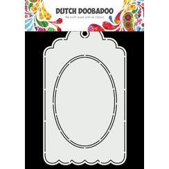 Dutch Doobadoo Card Art Tag A5 470.784.022