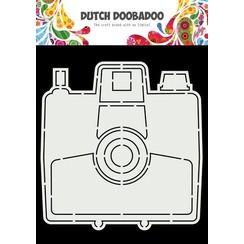 Dutch Doobadoo Card Art Polaroid camera A5 470.784.027