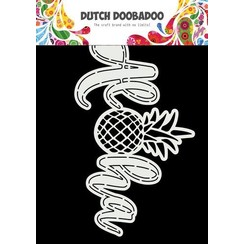 Dutch Doobadoo Card Art Aloha A5 470.784.029