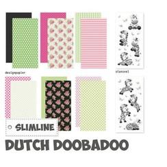 Dutch Doobadoo Crafty Kit Slimline Zebra 473.005.016