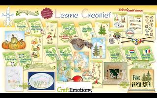 Leane Creatief Najaar 2021 Collectie