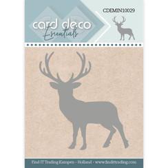 CDEMIN10029 - Card Deco Essentials - Mini Dies - Deer