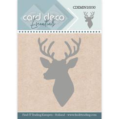 CDEMIN10030 - Card Deco Essentials - Mini Dies - Deer Silhouette