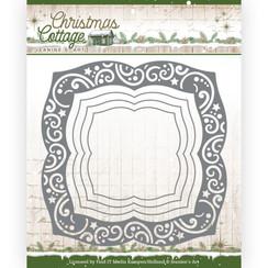 JAD10135 - Mal - Jeanines Art - Christmas Cottage - Nesting Christmas Swirls