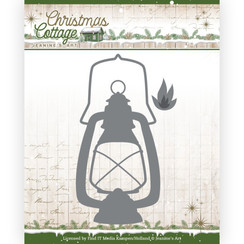 JAD10137 - Mal - Jeanines Art - Christmas Cottage - Lantern