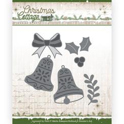 JAD10140 - Mal - Jeanines Art - Christmas Cottage - Christmas Bells