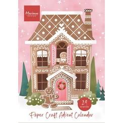 CA3160 - Marianne Design Advent Kalender