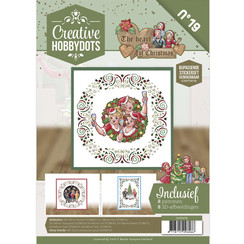 CH10019 - Creative Hobbydots 19 - Yvonne Creations - The Heart of Christmas