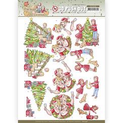 SB10596 - Uitdrukvel - Yvonne Creations - The Heart of Christmas - Celebrations