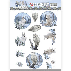 SB10599 - Uitdrukvel - Amy  Design - Awesome Winter - Winter Animals