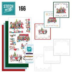 STDO166 - Stitch en Do 166 - Yvonne Creations - The Heart of Christmas - Shopping