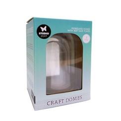 Studio Light Plexiglas Craft Dome nr.01 SL-ES-DOME01 162x115mm