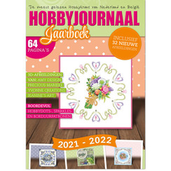 HJJB2021 - Hobbyjournaal Jaarboek 2021-2022