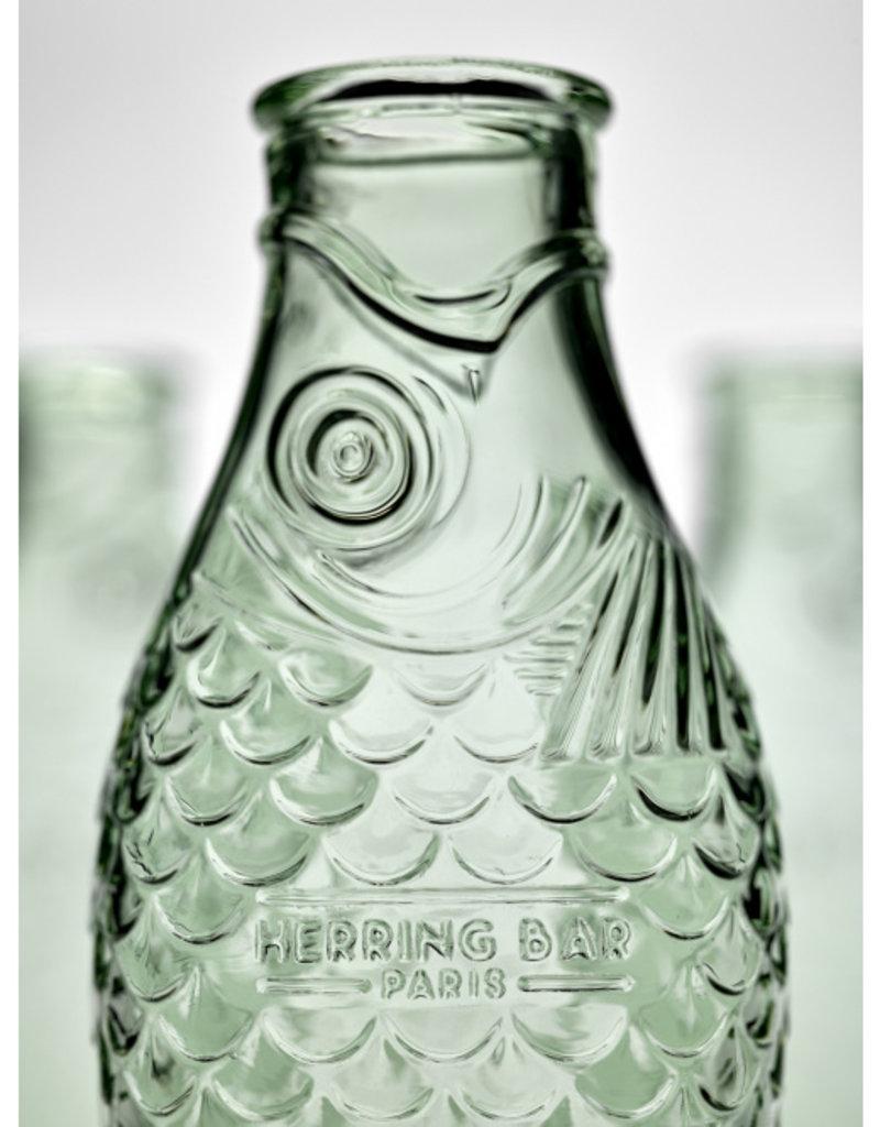 Serax Transparante fles groen FISH&FISH