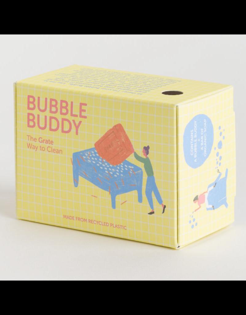 Foekje Fleur Bubble buddy powder pink incl. cleaning soap