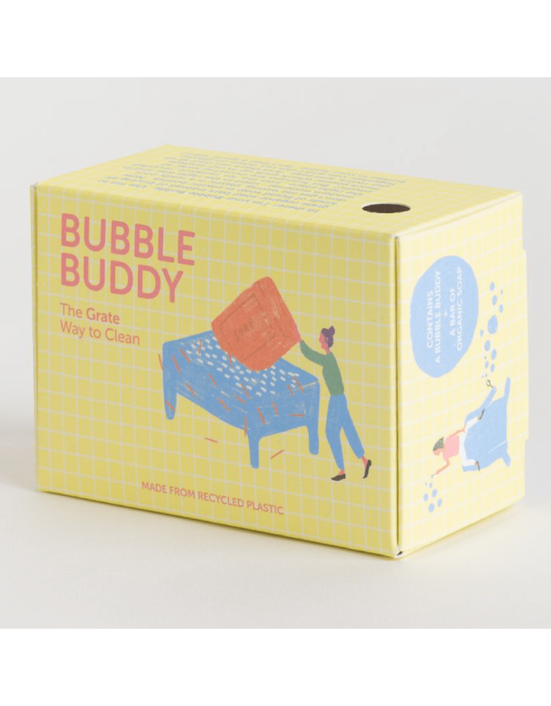 Foekje Fleur Bubble buddy lavendel incl. cleaning soap
