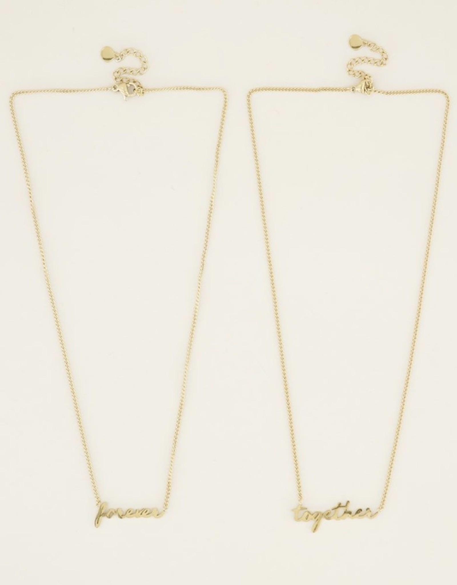 MyJewellery Forever Together Ketting Set