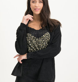 Lofty Manner Blouse Aurelia Black