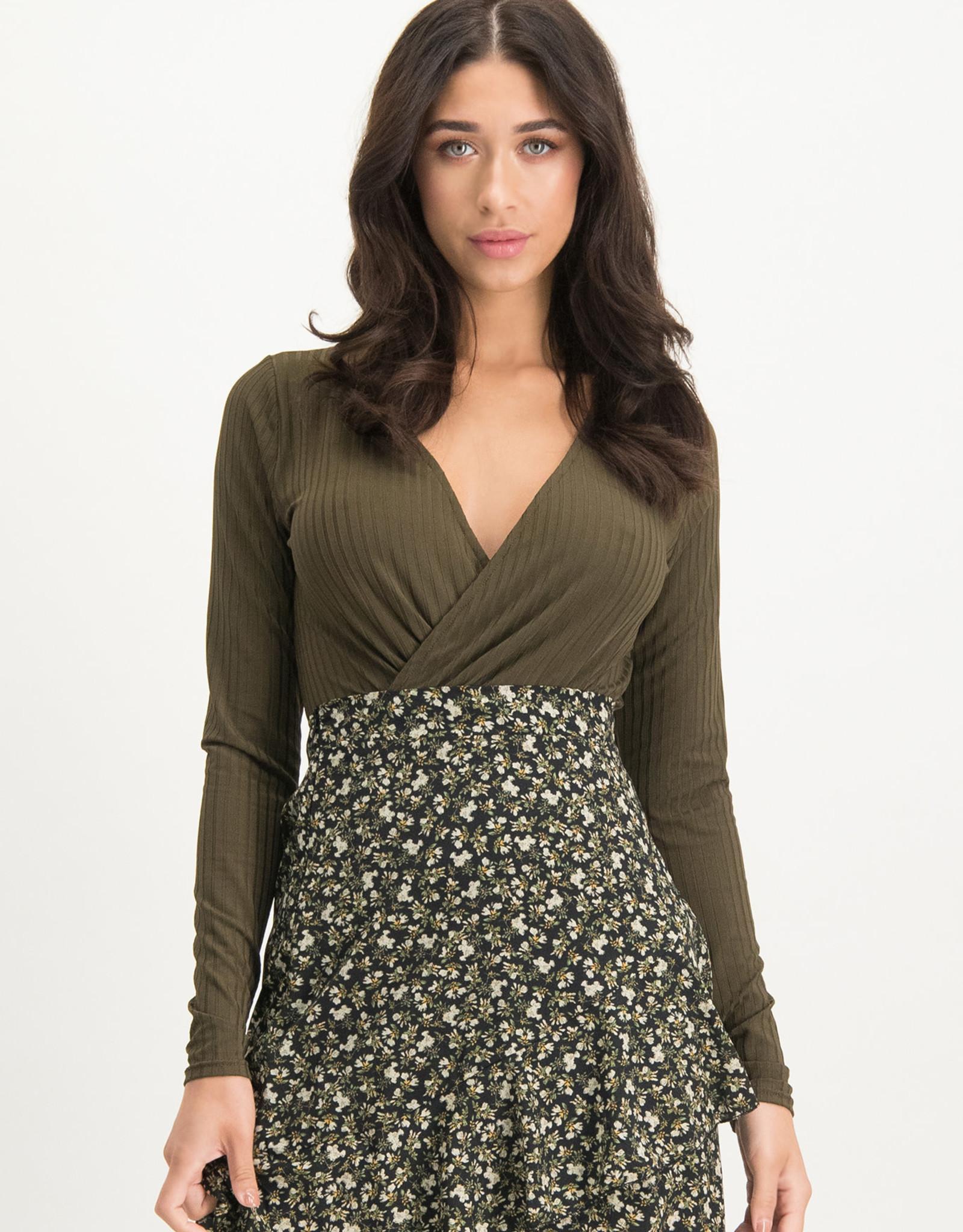 Lofty Manner Bodysuit Ramona Green