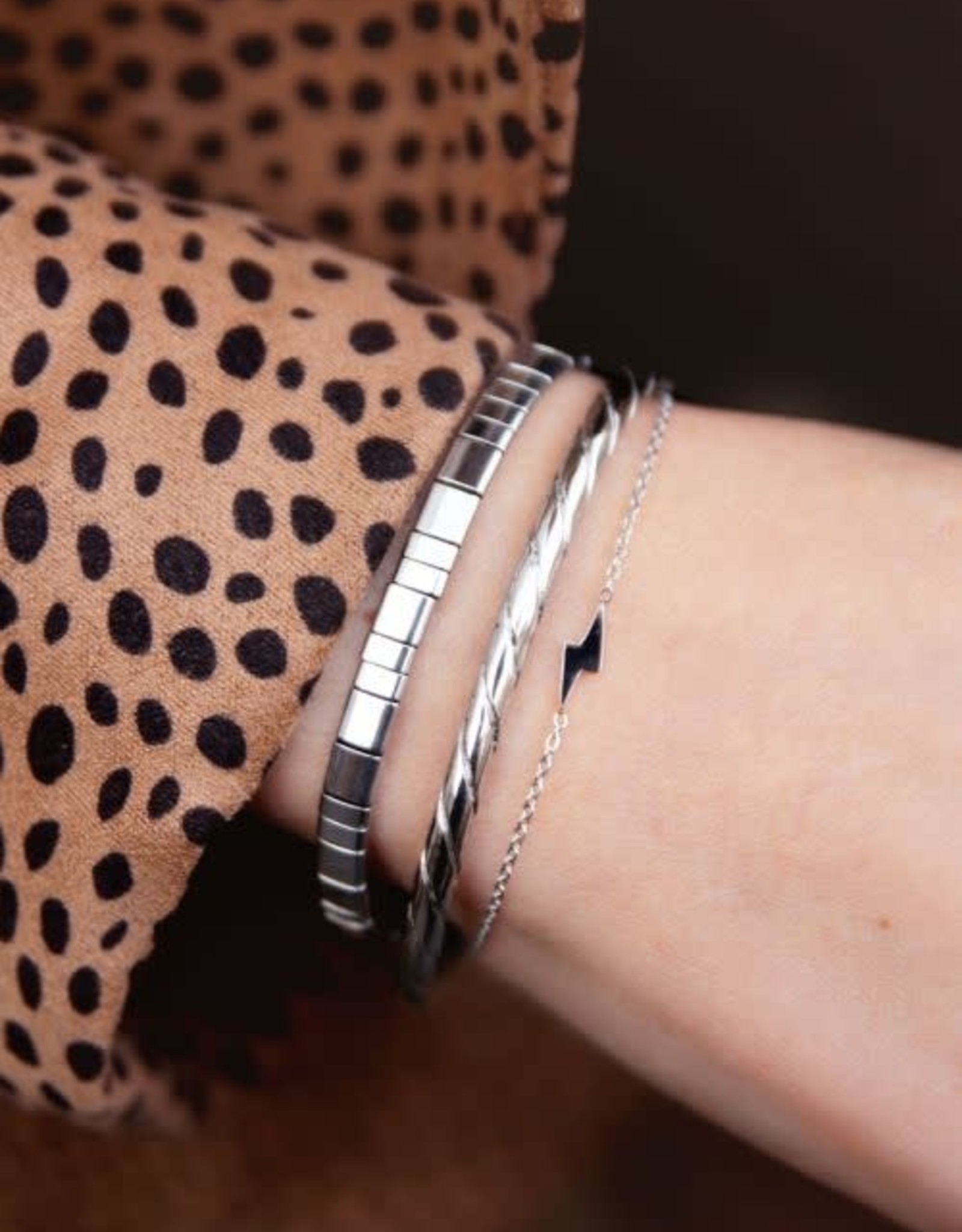 MyJewellery Armband Bliksem Goud