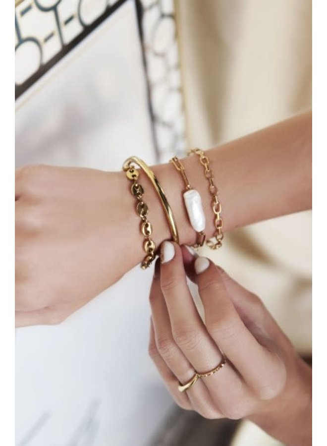 Moments Armband Bold Goud