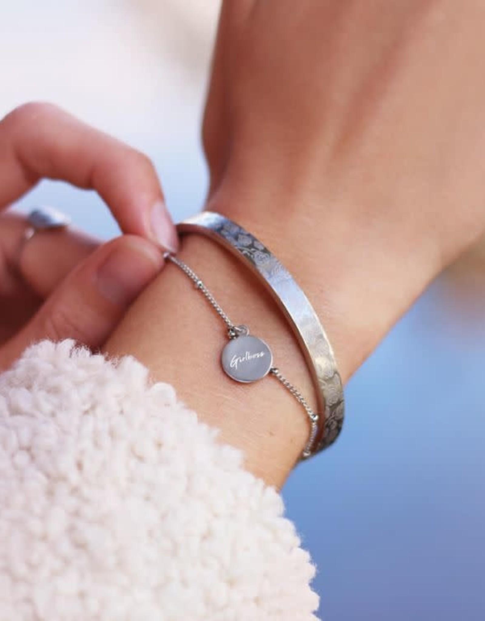 MyJewellery Armband Girlboss Goud