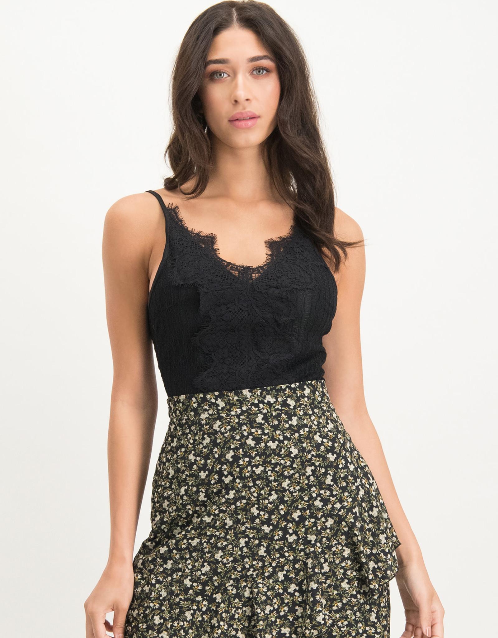 Lofty Manner Bodysuit Laury Black