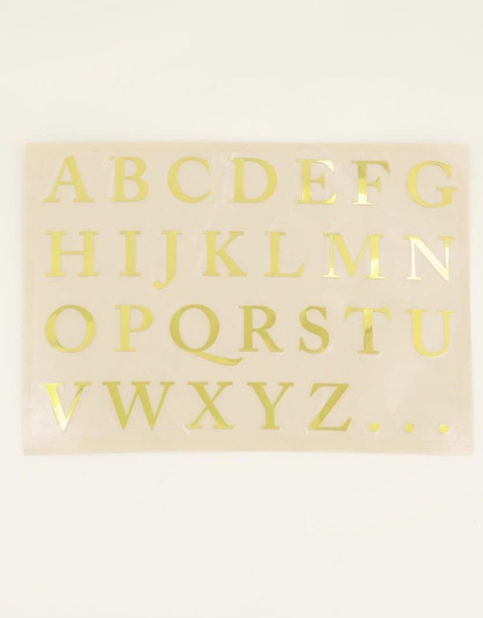 MyJewellery Initial Stickervel