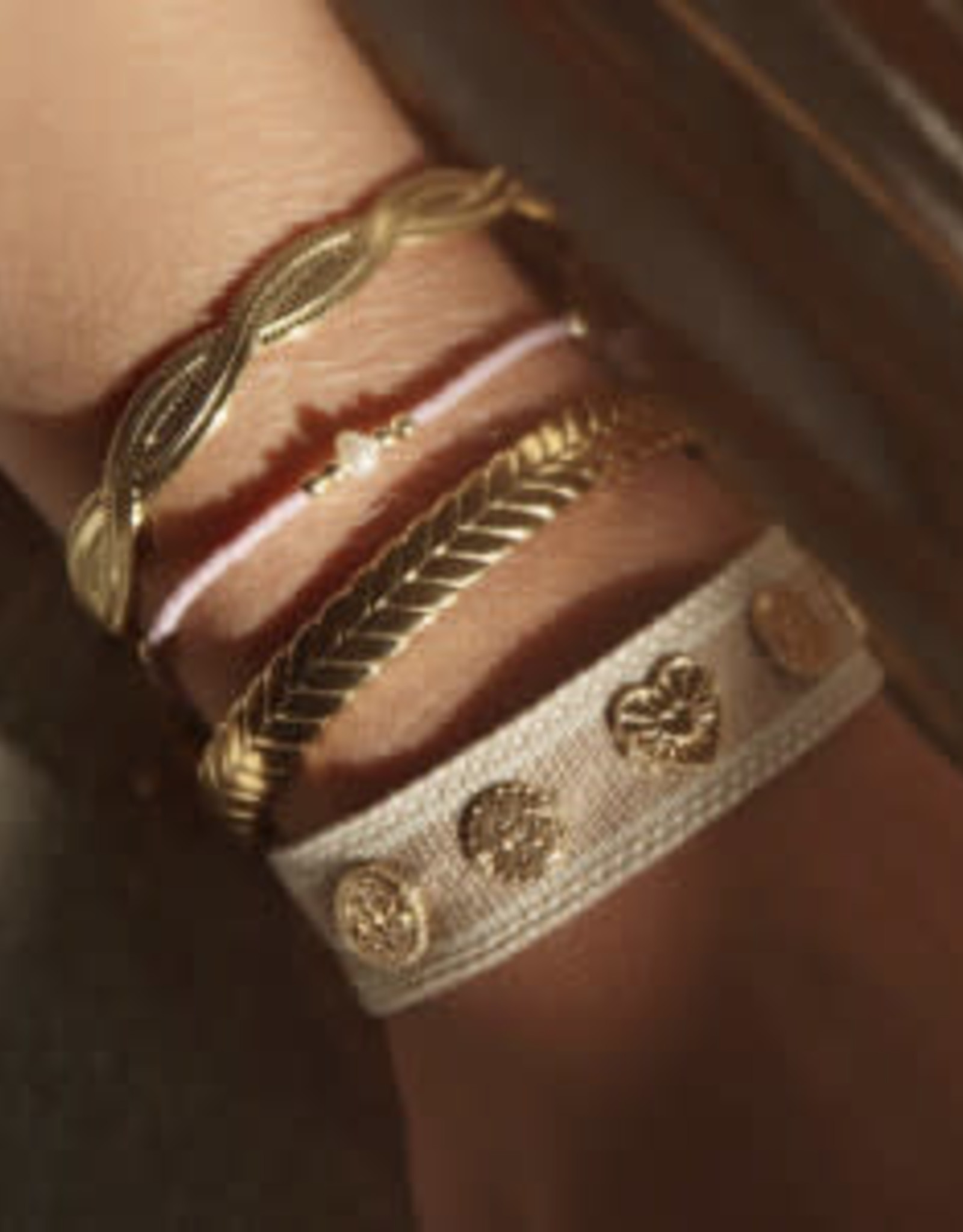 MyJewellery Bohemian Armbandje Met Bedels