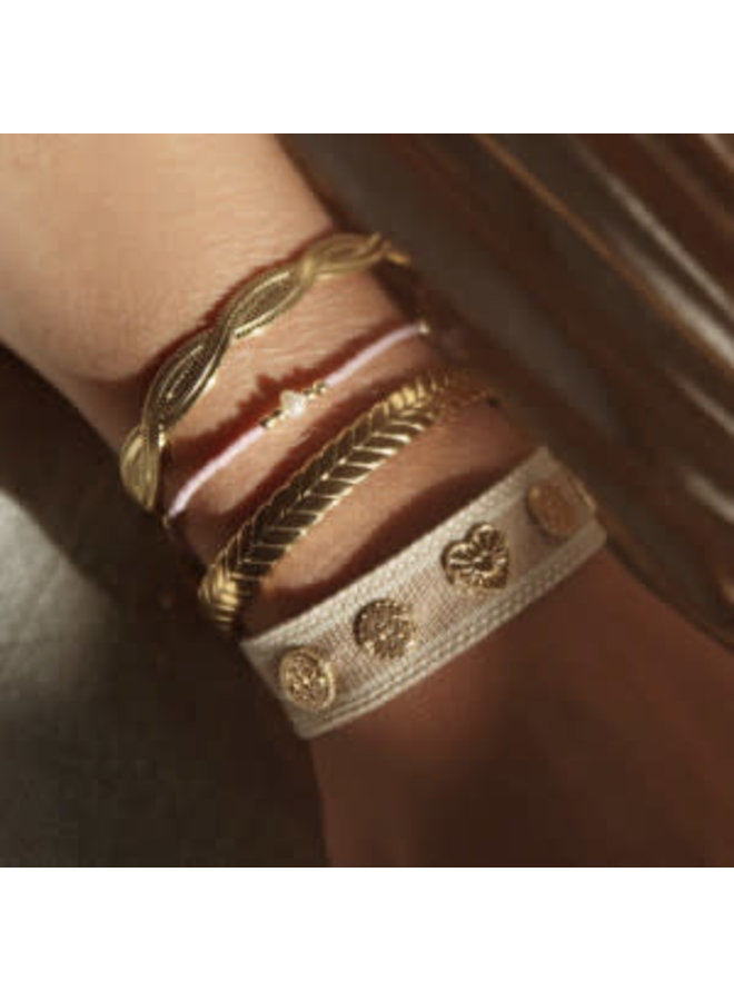 Bohemian Armbandje Met Bedels
