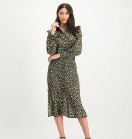 Lofty Manner Dress Grazia Green