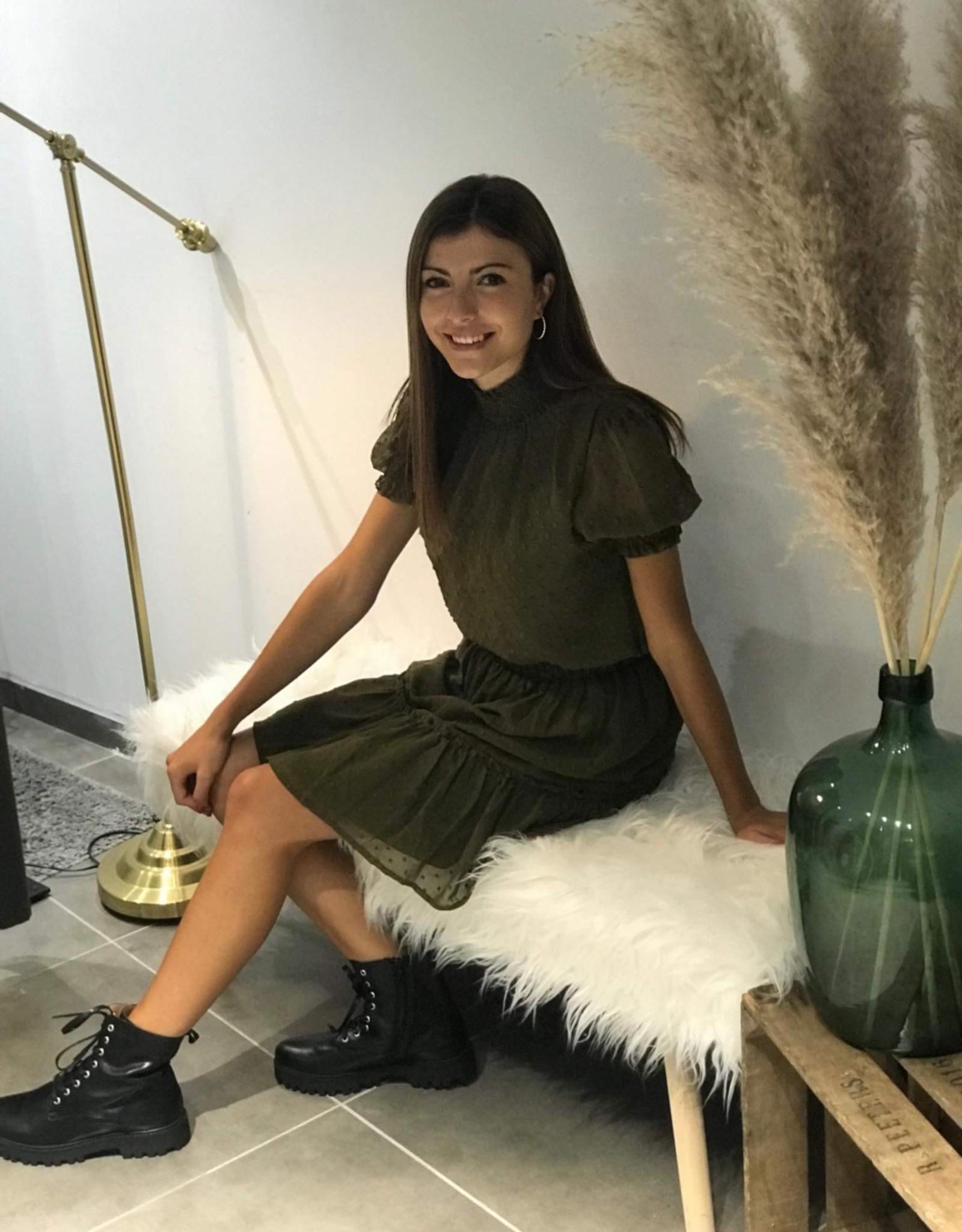 Lofty Manner Skirt Serena Green