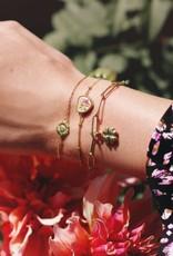 MyJewellery Armband Daisy Zilver