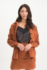 Lofty Manner Blouse Aurélia Orange